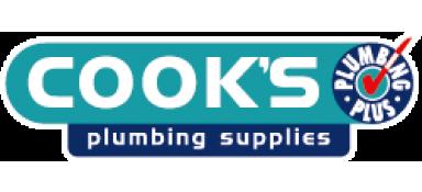 Cooks Logo White NW Sml